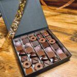 Čokoládové bínbóny